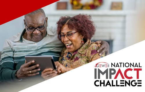 AGE-WELL's 2021 pitch competition will showcase top innovators in Canada's technology and aging sector. (CNW Group/AGE-WELL Network of Centres of Excellence (NCE))