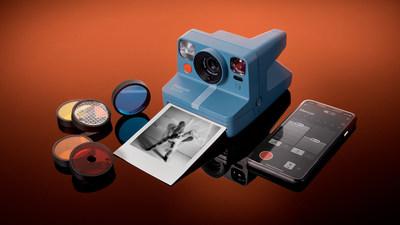 Polaroid Now+ in Blue Gray