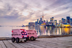 Bell 5G powers Tiny Mile food delivery robots in downtown Toronto