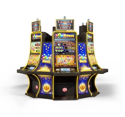 Gaming Arts introduces the new Pop'N Pay™ game series in Alberta casinos.