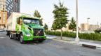 Volvo Trucks Delivers the First of Five VNR Electrics to New York ...