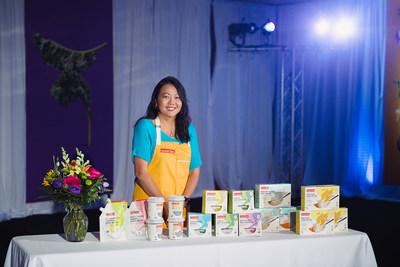 Nona Lim, a Go Fresh & Local Supplier Accelerator winner