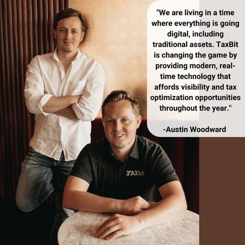TaxBit's Value Tops $1.3 Billion With New Funding
