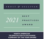Verisk Analytics Lauded by Frost & Sullivan for Pioneering Telematics Data Exchange for Usage-Based Insurance in North America