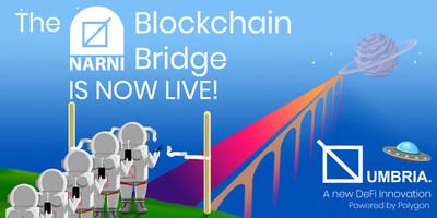 Umbria's Narni Cross-chain bridge is live