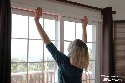 Imagine being able to remotely operate, monitor, and lock your sliding windows and doors from anywhere. With a patent-pending design, SmartSlydr is a small wireless robot that attaches easily to any existing sliding door or window frame and blends in with a home's interior and surroundings. Lychee Things has launched an Indiegogo campaign, (https://SmartSlydr.com ), to spread awareness about SmartSlydr among consumers and the investment community.