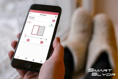 Offering a promising glimpse into the future potential of smart door and window technology, a new San Francisco Bay area-based company, Lychee Things, (https://lycheethings.com/ ), has introduced SmartSlydr™, an innovative, easy-to-install secure complete IoT (Internet of Things) solution to automate any home's sliding windows and doors through using a convenient smartphone app or with voice activation.