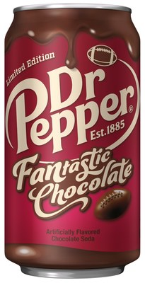 Calling All Super Fans: Dr Pepper Reveals FANtastic Chocolate