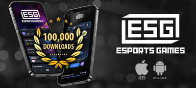 Esports Games, the popular free-to-play app from Esports Technologies, Inc. (Nasdaq: EBET), reached 100,000 downloads with a July surge. Launched in May on the Google Play and Apple App stores in the US, UK and Canada, Esports Games enables users to make real-time predictions on events in League of Legends, Dota 2, Counterstrike: GO, World of Warcraft, Rocket League, Call of Duty, Valorant, and Overwatch.