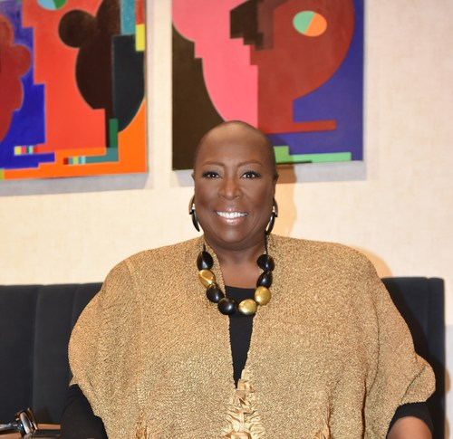 Sheila Thorne, President and CEO of Multicultural Marketing Group
