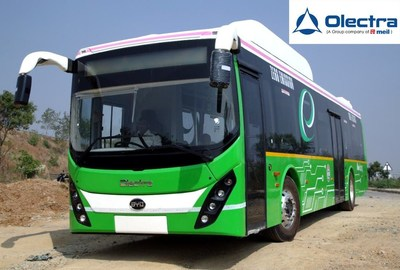 Olectra Electric Bus