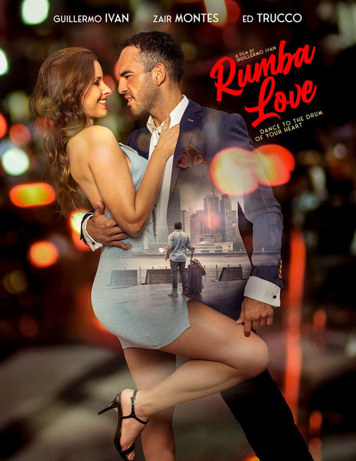 Rumba Love Movie Poster - Dance To The Drum Of Your Heart