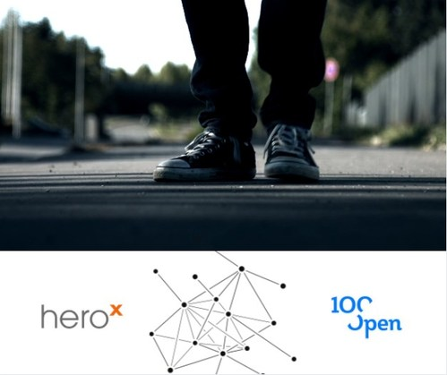 100%Open and HeroX are Helping the Suits Collaborate with the Sneakers.