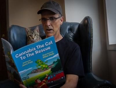 Cannabis The Cat