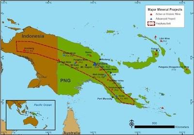 Papua New Guinea & Mining (CNW Group/Freeport Resources Inc.)