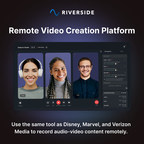 Riverside.fm launches iPhone app, automated editing tools, video transcription, high-quality screen share recording, and more