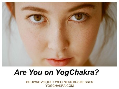 Look for your wellness resource on YogChakra.com. List your business on YogChakra and join a community of wellness seekers and wellness providers.