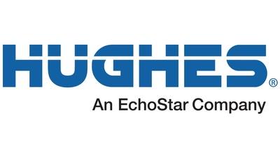 Hughes Network Systems, LLC Logo.