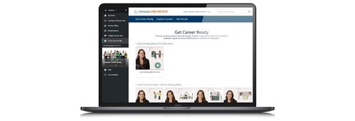 College students can access free career help and employability skills development as part of Cengage Unlimited, the first and only access subscription for textbooks and course materials.
