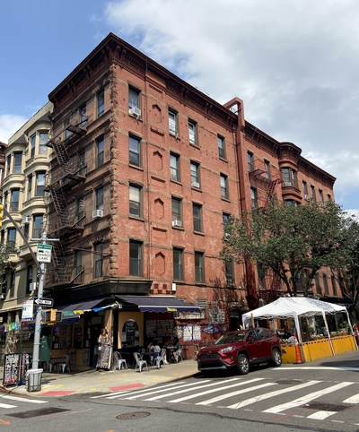 223 5th Avenue in the Park Slope neighborhood of Brooklyn, NY.