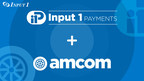AmCom Insurance Services, Inc. selects Input 1 Payments as their digital payment gateway provider