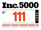 4G Clinical Ranks No. 111 on the 2021 Inc. 5000, With Three-Year...