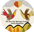 Create Your Own Two-Year Marriage Contract©. Be married forever - two-years at a time.