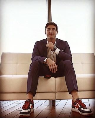 Olympic Media Founder & CEO, Ryan Coyne