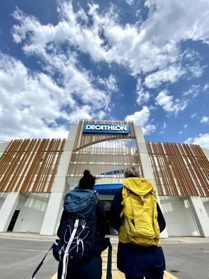 Decathlon store in Burlington (CNW Group/Décathlon Canada Inc.)