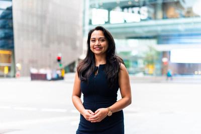 Barsha Karki, UTS Alumni (PRNewsfoto/University of Technology Sydney)