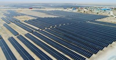 ENGIE 200MW Solar Power Plant Raghanesda Gujarat