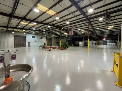 In the real estate auction, Tranzon sold the 14.5-acre site and 86,500-sq.-ft. building for $2.1 million, well above the $1.6 million appraised value.