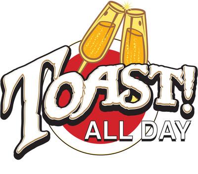 TOAST! All Day Logo