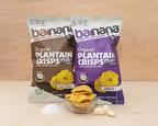 Barnana® Snacks Introduces Organic Plantain Crisps...