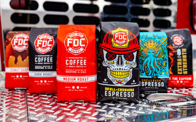 Fire Department Coffee offers a range of great-tasting coffees, from medium roast original to Shellback espresso, which celebrates the roots of the company's veterans and the United States Navy.