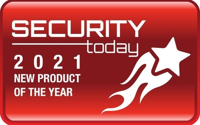 The annual Security Today New Product of the Year award program honors the outstanding technological achievements of innovators with products considered valuable in their ability to propel positive business and security outcomes.