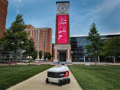 50 Rovers will be initially rolling out on Ohio State's campus