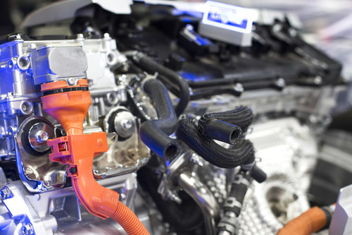 Hybridization and Electric Vehicle Segments to Boost Global Powertrain Industry, Finds Frost & Sullivan (PRNewsfoto/Frost & Sullivan)