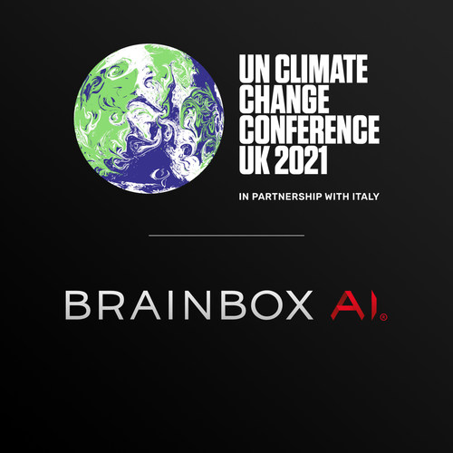 BrainBox AI to showcase its innovative technology at the 26th United Nations Climate Change Conference (CNW Group/BrainBox AI)