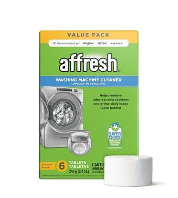 affresh® washing machine cleaner tablets
