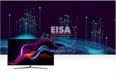 EISA FAMILY TV 2021-2022 HISENSE 65U8GQ (PRNewsfoto/Hisense)