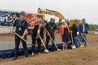 Walmart Canada entreprend la construction de son nouveau centre de distribution au Nouveau-Brunswick