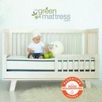 My Green Mattress Receives Good Housekeeping's 2021 Parenting...
