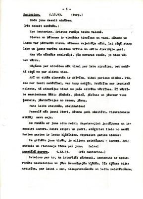 Atklāto garīgo patiesību patiesais pieraksts.  Otrā pasaules kara tumšajās dienās, vācu un krievu spēkiem cīnoties par kontroli mazajā Baltijas tautā Latvijā, 1943. gada novembrī pulcējās cilvēku grupa, lai meklētu vadību no augšas.  Atbildes sāka pārsniegt ikviena iztēli.  Viņi nāca no būtnēm, kuras sevi definēja kā Visvarenā garus un atklāja garīgās patiesības, kuras bija jāpasniedz cilvēcei.