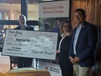 Texas de Brazil Donates Nearly $33,000 to the American Red Cross...