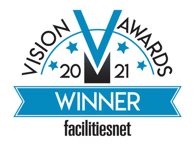 Inpixon's The CXApp smart office app has won a FacilitiesNet Vision Award in the Reopening category. Inpixon's location-aware employee experience app delivers a connected workplace to support return-to-work initiatives, occupancy management, workforce safety, and engaging interactions in the work environment.