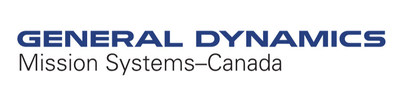 General Dynamics Mission Systems-Canada (Groupe CNW/General Dynamics Mission Systems-Canada)
