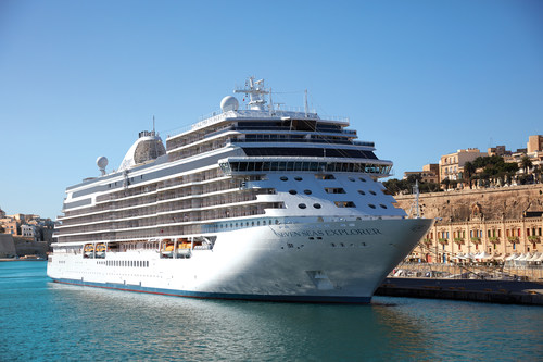 The largest single booking came in at nearly $600,000 for the Regent Suite onboard Seven Seas Explorer