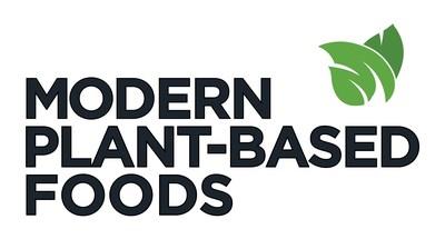 Modern Plant-Based Foods Logo (CNW Group/Modern Plant Based Foods Inc.)