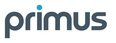 Primus Logo (CNW Group / Distributel Communications Limited)